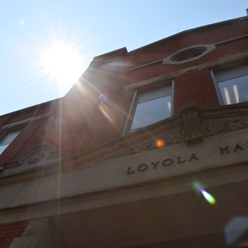 Lessons from Loyola Hall