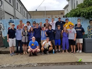 Louisville Mission Trip Reflection: Will Sullivan '20