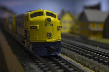 Wanted: Model Trains