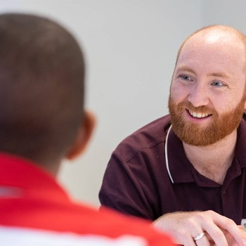 Meet Our People: Mike Murphy '09, The Welsh Academy