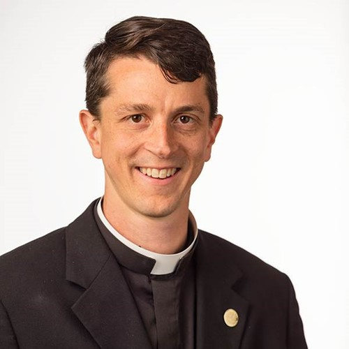 Fr. Paul Shelton, S.J.<br>Theology Department image