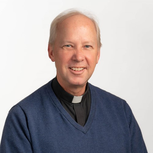 Fr. Dan Reim, S.J., Director of Mission image