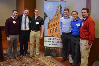 Saint Ignatius Connections